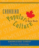 Canadian Popular Culture Knowledge Cards