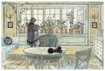 Carl Larsson Boxed Notecards