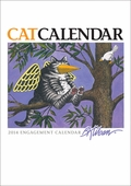 CatCalendar 2014 Engagement Calendar