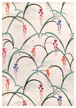 Charles E. Burchfield: Designs for Wallpaper and Fabric Boxed Notecards