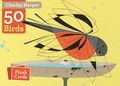 Charley Harper: 50 Birds Flash Cards