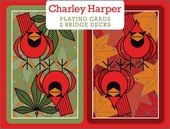 Charley Harper Bridge Playing Cards