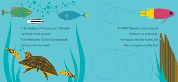 Charley Harper's What's in the Coral Reef
