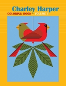 Charley Harper: Volume 1 Coloring Book