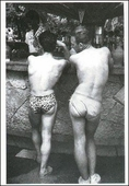 Cheeky Briefs Postcard