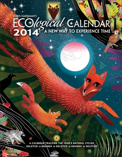 Chris Hardman's ECOlogical Engagement Calendar 2014: A New Way to Experience Time