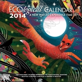 Chris Hardman's ECOlogical Wall Calendar 2014: A New Way to Experience Time