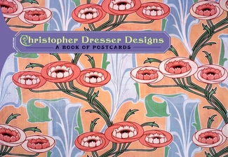 Christopher Dresser Designs Book of Postcards