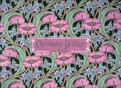 Christopher Dresser Designs Boxed Notecards
