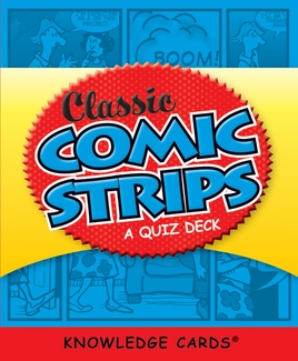 Classic Comic Strips: A Quiz Deck