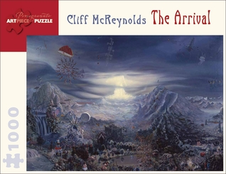Cliff McReynolds: The Arrival 1,000-piece Jigsaw Puzzle