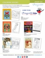 January Coloring Books