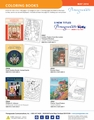 May Coloring Books