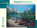 Coyote Diorama 1,000-piece Jigsaw Puzzle