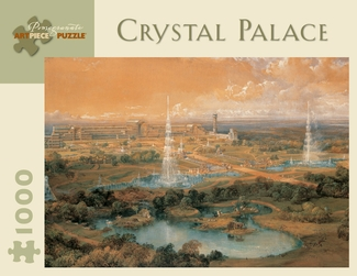 Crystal Palace 1,000-piece Jigsaw Puzzle