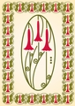 Dard Hunter: Christmas Bells Holiday Cards