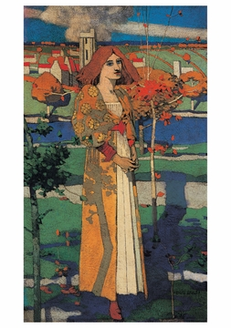 David Gauld Notecard Folio