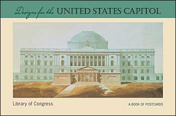 Designs for the United States Capitol Book of Postcards