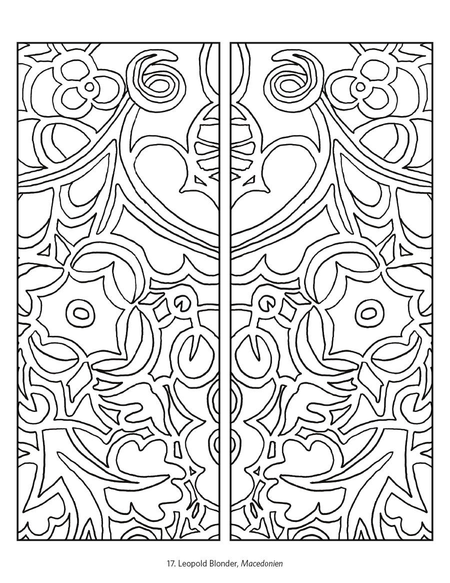 fractal coloring pages 40 image collections gianfreda net