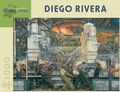 Diego Rivera: Detroit Industry 1,000-piece Jigsaw Puzzle