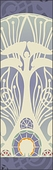 Door Ornamentation Bookmark