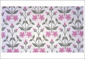 Dresser Wallpaper Design Notecard
