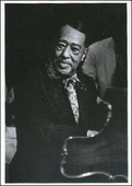 Duke Ellington Postcard