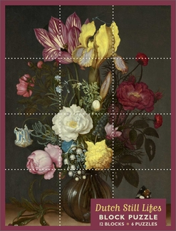 Dutch Still Lifes Block Puzzle