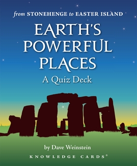 Earth's Powerful Places: From Stonehenge to Easter Island Knowledge Cards