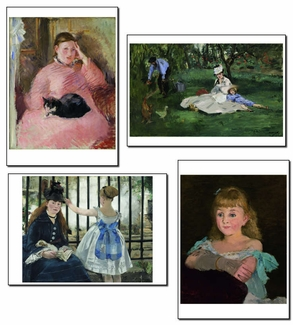 a description of claude monet and his friends contribution in the nineteenth century Impressionism is a style of painting which began in france in the late 19th century impressionist painting shows life-like subjects painted in a broad, rapid style, with brushstrokes that are easily seen and colours that are often bright.