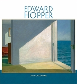 Edward Hopper 2014 Wall Calendar