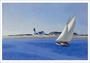 Edward Hopper: The Long Leg Small Boxed Cards