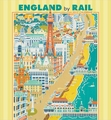 England by Rail 2017 Wall Calendar