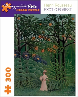 Exotic Forest 300-piece Jigsaw Puzzle