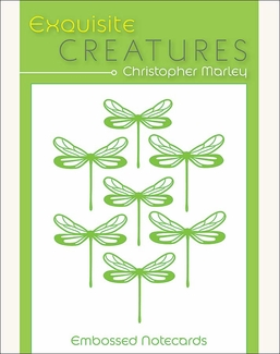 Exquisite Creatures Embossed Boxed Notecards
