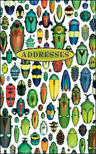 Exquisite Creatures: The Insect Art of Christopher Marley Pocket Address Book