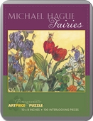Fairies: Michael Hague 100-piece Jigsaw Puzzle