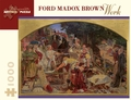 Ford Madox Brown: Work 1,000-piece Jigsaw Puzzle