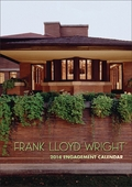 Frank Lloyd Wright 2014 Engagement Calendar