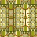 Frank Lloyd Wright: Oak Park Skylight Designer Gift Wrap