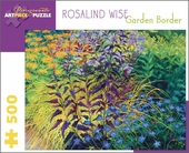 Garden Border 500-piece Jigsaw Puzzle