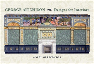 George Aitchison: Designs for Interiors Book of Postcards
