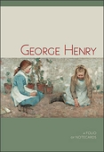 George Henry Notecard Folio