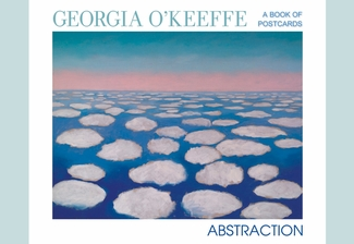 Georgia O'Keeffe: Abstraction Book of Postcards