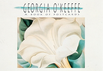 Georgia O'Keeffe Book of Postcards