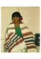 Girl with Blanket Notecard