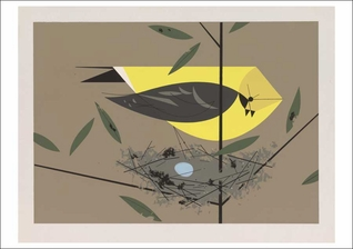 Goldfinch Notecard