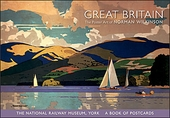 Great Britain: The Poster Art of Norman Wilkinson Book of Postcards