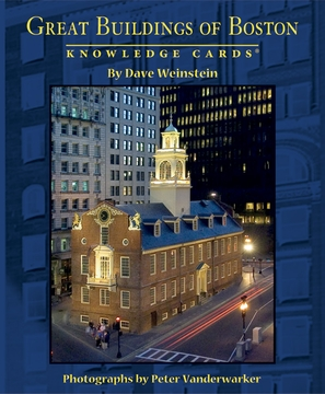 Great Buildings of Boston Knowledge Cards