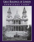 Great Buildings of London Knowledge Cards